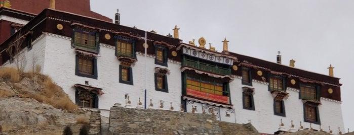 Pachu Monastery (Kumbum Choden) is one of Tibet.