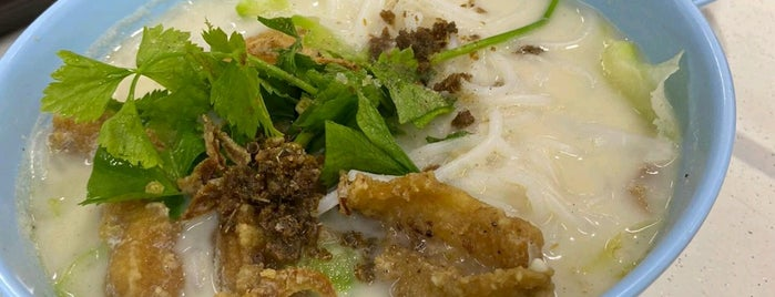 Boon Keng Rd Fishhead Beehoon is one of Locais salvos de Mark.