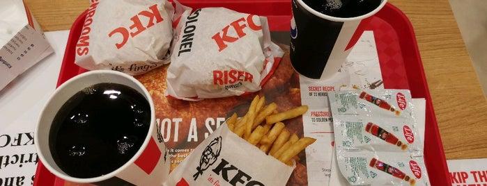 KFC is one of Ian'ın Beğendiği Mekanlar.