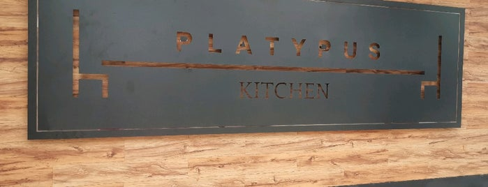Platypus Cantina is one of Lugares favoritos de Ian.
