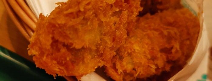 MOS Burger is one of Locais curtidos por Ian.