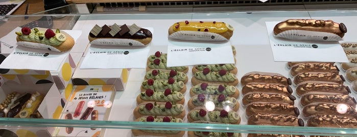 L'Éclair de Génie is one of Locais curtidos por Maya.