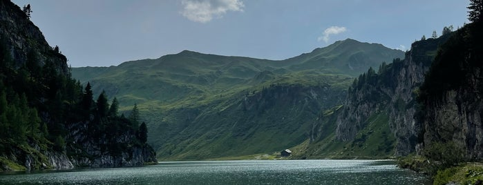 Tappenkarsee is one of Bergweh.