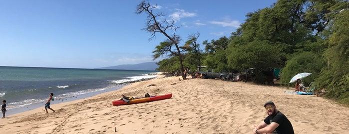 Papalua Beach Park aka Grandma's is one of Maui places to check out.