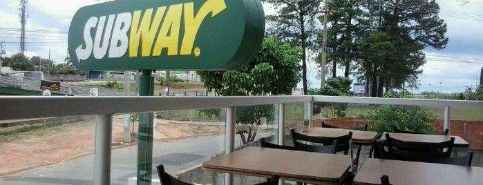 Subway is one of Lieux sauvegardés par Joy.
