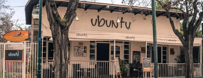 Ubuntú Café is one of Santiago Specialty Coffee Shops.