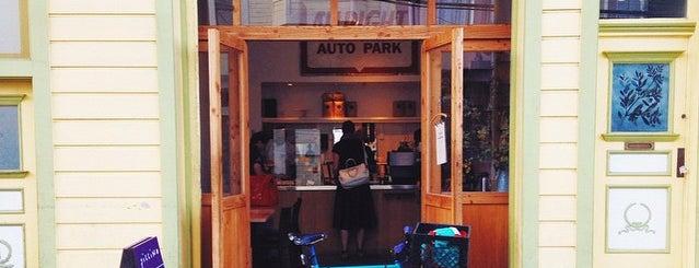 Piccino Coffee Bar is one of SF.
