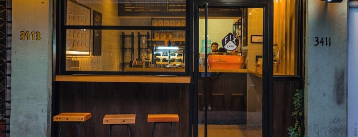 Fix Café is one of Santiago Specialty Coffee Shops.