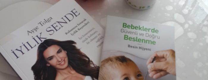 Kitap 📚 Çiçek 🌼 Kahve ☕ is one of Lieux qui ont plu à renklimelodiblog.