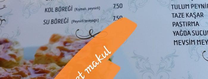 Hakan Bistro & Coffee is one of renklimelodiblog : понравившиеся места.