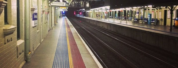 Hornsby Station is one of Sydney Train Stations Watchlist.
