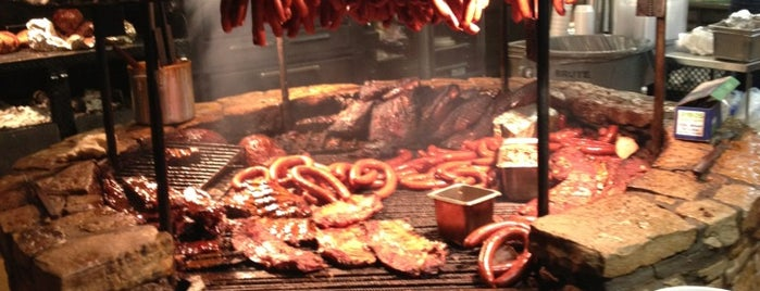 "The Salt Lick is one of Austin Visitor's guide ""Must-Try"" Eateries."