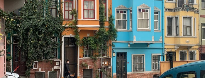 Kiremit Caddesi is one of Balat gunu.
