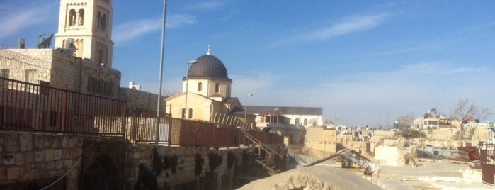 Rooftops of Old Jerusalem is one of Alex 님이 좋아한 장소.
