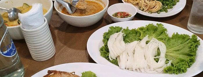 สวนอาหารบัวหลวง is one of ลพบุรี สระบุรี.