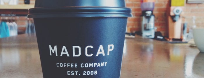 Madcap Coffee is one of #ThirdWaveWichteln Coffee Places.