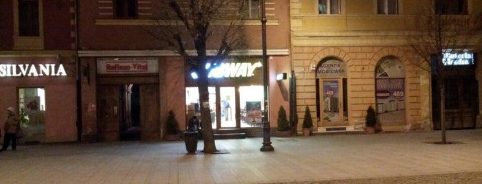 Subway is one of Alvaro : понравившиеся места.