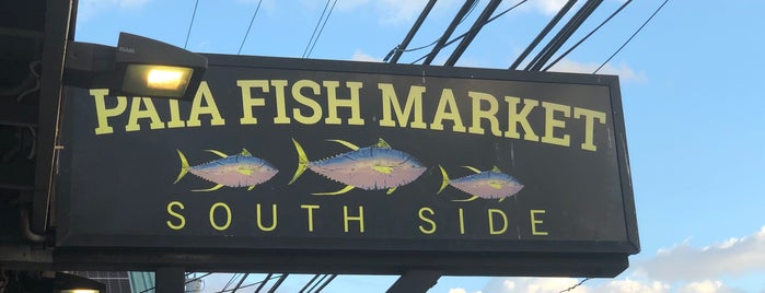 Paia Fish Market Southside is one of favorites - hawaii.