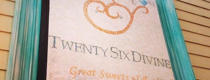 Twenty Six Divine is one of 2012 Festival Participants.