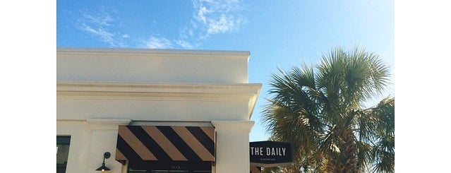 The Daily is one of Charleston.