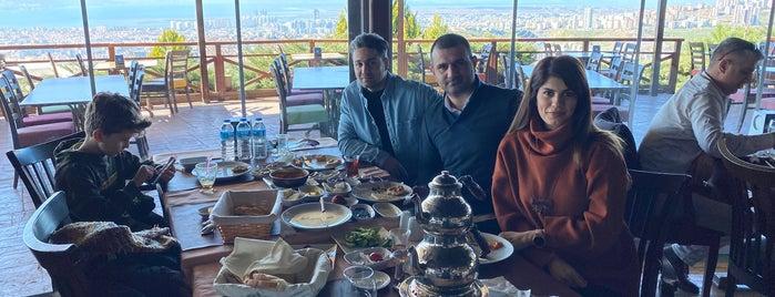 Seyirtepe Teras Restaurant is one of Gittiğim Yerler2.