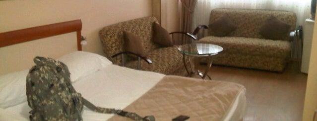 Sedef Otel is one of Aydin'in Beğendiği Mekanlar.