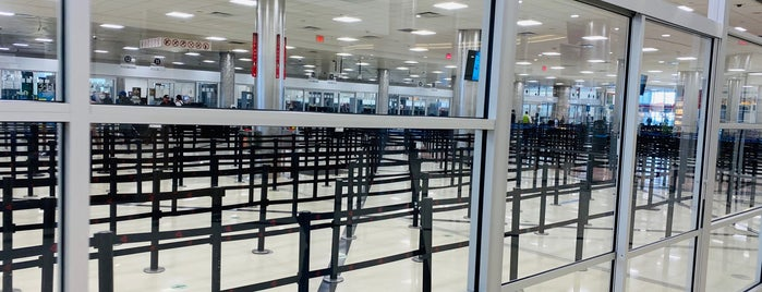 Clear Security Checkpoint is one of Tim 님이 좋아한 장소.