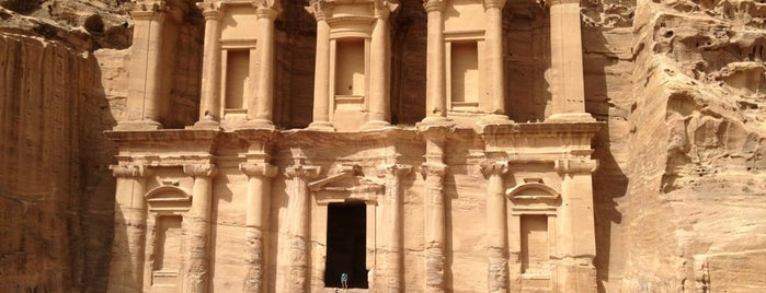 Petra is one of Best Asian Destinations.