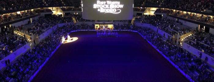 Fort Worth Stock Show & Rodeo is one of Fun Things To Do.