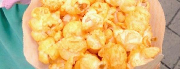 Popcorner is one of Barcelona.