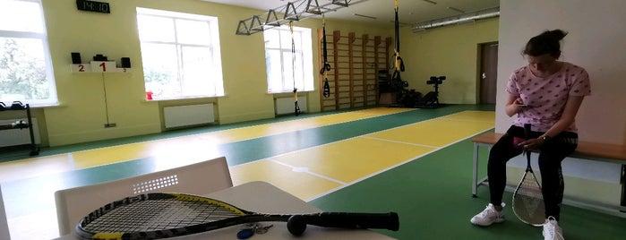Теорема-Спорт is one of Orte, die Николай gefallen.