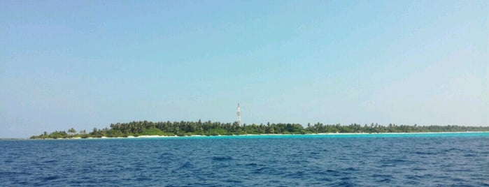 Dhigurah is one of Magical Maldives.