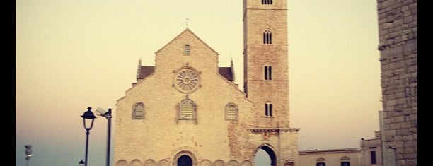 Cattedrale Di Trani is one of Puglia Road trip.