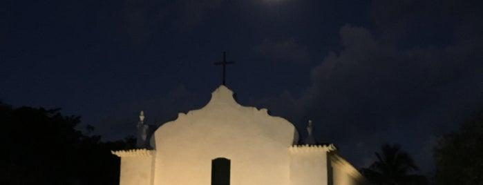 Igreja de São João Batista is one of สถานที่ที่ Felipe ถูกใจ.
