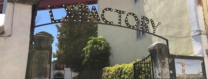 LX Factory is one of สถานที่ที่ Felipe ถูกใจ.