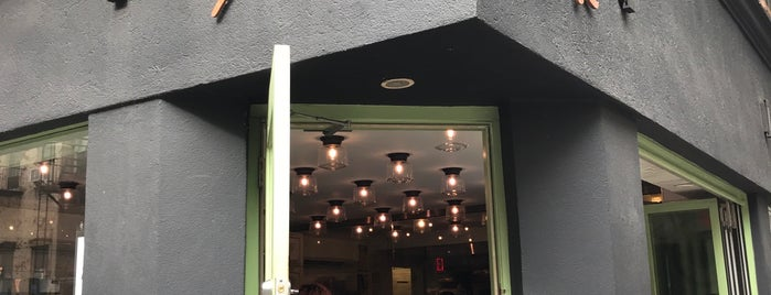 Olive's is one of Orte, die Gennady gefallen.