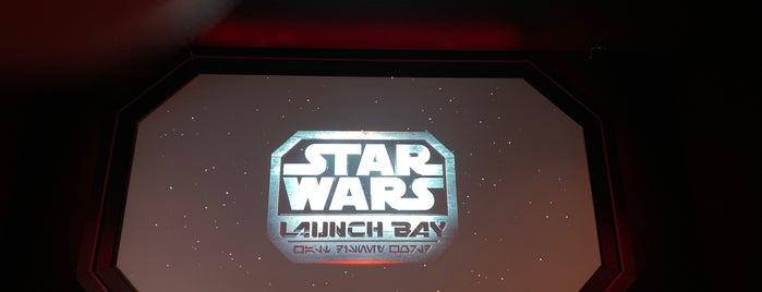 Star Wars Launch Bay is one of Lindsaye 님이 좋아한 장소.