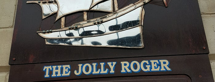The Jolly Roger Tea Room is one of Daddy's in England.
