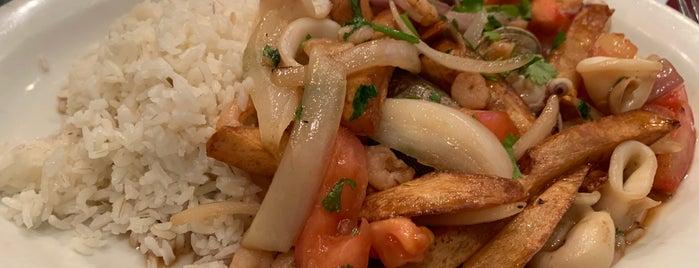 Estampas Peruanas is one of Top Restaurants.