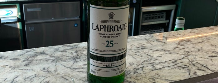 Laphroaig Tour is one of Scotland.