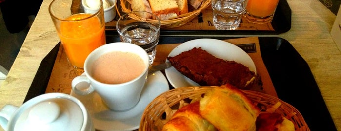 Boulangerie Cocu is one of Brunch y merienda.