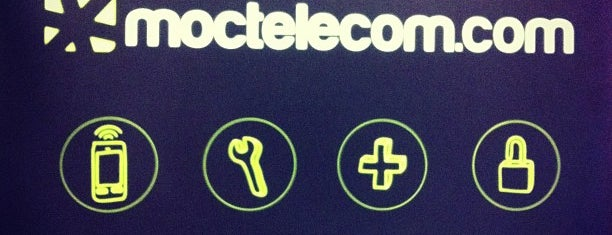 Moctelecom is one of Tiendas.