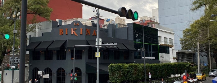 Colonia Polanco is one of Pablo'nun Beğendiği Mekanlar.