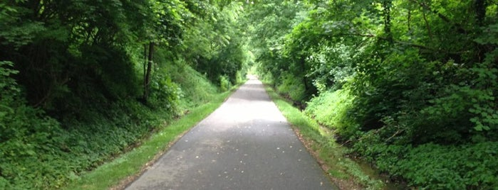 Chester Valley Trail is one of Posti che sono piaciuti a Maddie.