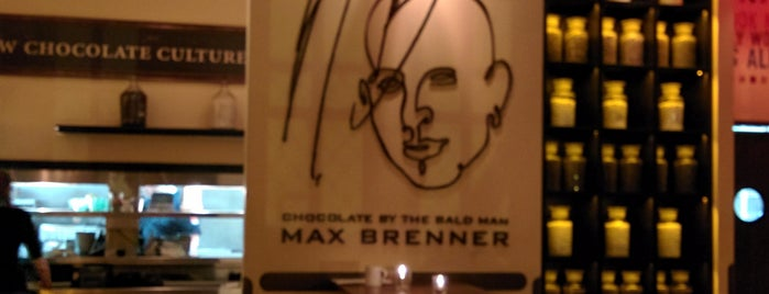Max Brenner is one of Center City Sips 2015.