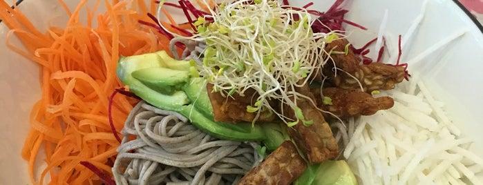 Loving Hut is one of Vegan and Vegetarian.