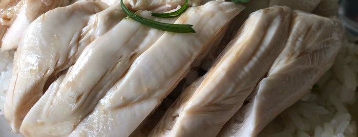Tiong Bahru Hainanese Boneless Chicken Rice is one of Good Food Places: Hawker Food (Part I)!.