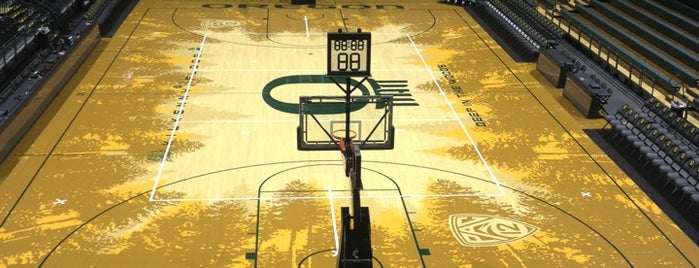 Matthew Knight Arena is one of Events To Visit....