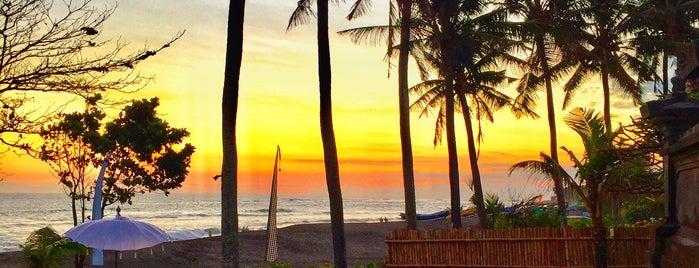 Munggu beach is one of Canggu+.