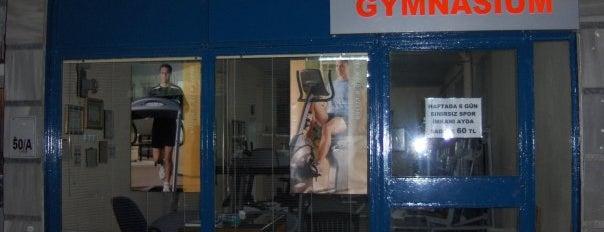 Kama Spor Salonu is one of Çankaya'da Spor Salonları / Gyms in Çankaya.